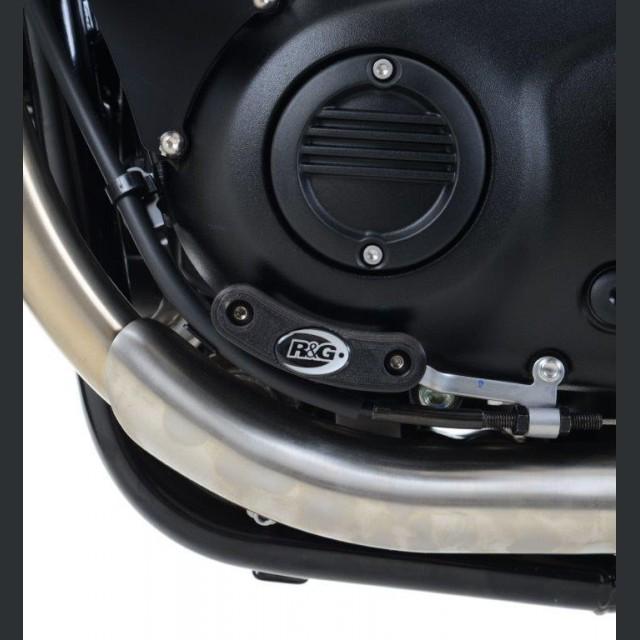 R&G Motor Protektor links Triumph Street Twin / T120 Bonneville 2016-