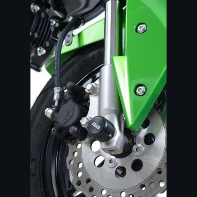 R&G Racing Gabel Protektoren Kawasaki Z 125 2016-