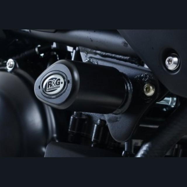 "R&G Racing Sturzpads ""No Cut"" Kawasaki Versys 650 2015-"