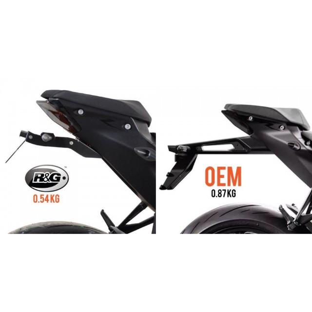 R&G Racing Kennzeichenhalter KTM Super Duke 1290 R 2020-
