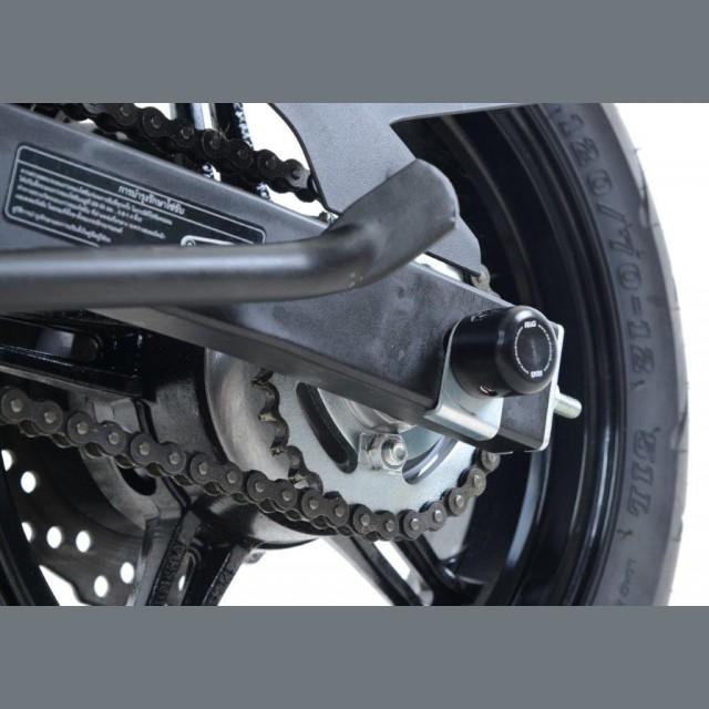R&G Racing Schwingen Protektor Kawasaki Z 125 2016-